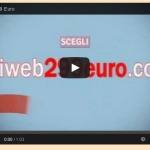 video youtube embed in sito web