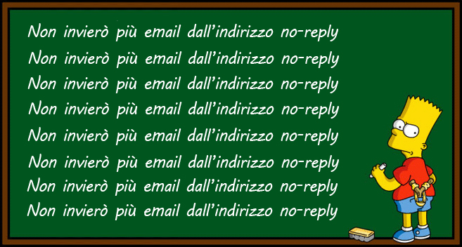 email marketing no reply