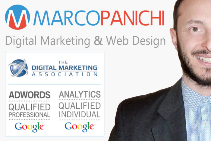 marco panichi web design digital marketing